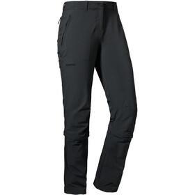 Schöffel Engadin1 Zip Off Pants Women, negro